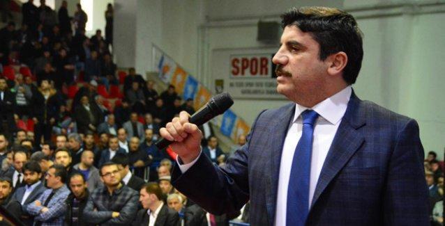 AKP'li Aktay Siirt'e gitti, 'Bu yörenin insanına Kürt demek çok ayıp' dedi