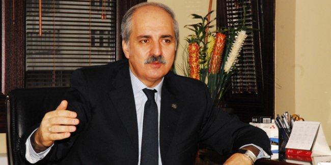 Kurtulmuş:  Demirtaş'ın 'Seni başkan yaptırmayacağız' konuşması başarılı