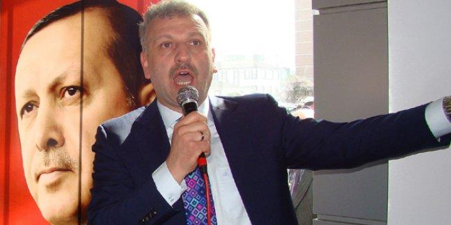 HDP'li kadın vekillere saldıran AKP'li Saral, eşine de şiddet uyguladığını 'açık yüreklilikle' itiraf etti