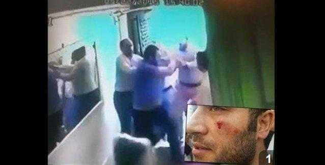 AKP'liler Beyoğlu'nda kendileriyle 'el sıkışmak istemeyen' esnafa tekme tokat saldırdı!