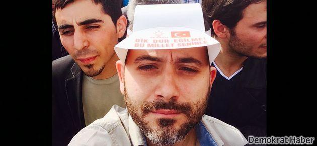 AKP mitingine katılan bir 'çapulcu'nun gözlemleri