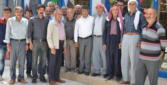 AKP'nin Kobani politikası aşiretleri HDP'ye yönlendirdi