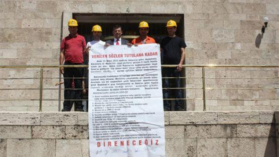'AKP Somalı madencileri kandırdı ve kaçtı'