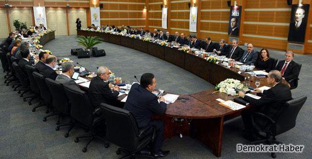 AKP'de 2015'te aday olamayacak 70 isim