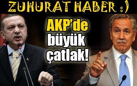 AKP'de büyük çatlak!