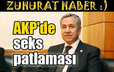 AKP'de seks patlaması