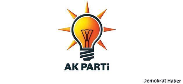 AKP'de 'taciz' istifası