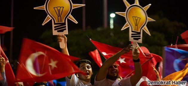AKP'den 'Gezi'ye karşı çifte miting kararı