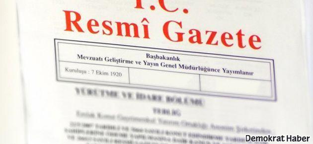 AKP'den jet hızıyla bir değişiklik daha