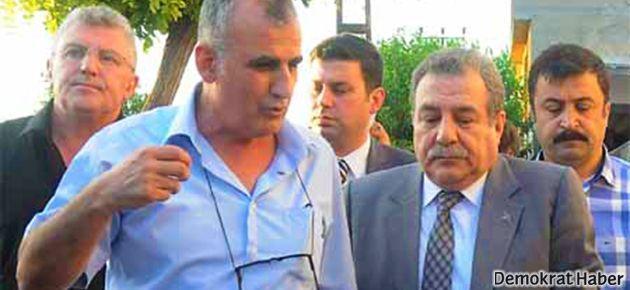 AKP'li başkan Süryanileri hedef almış