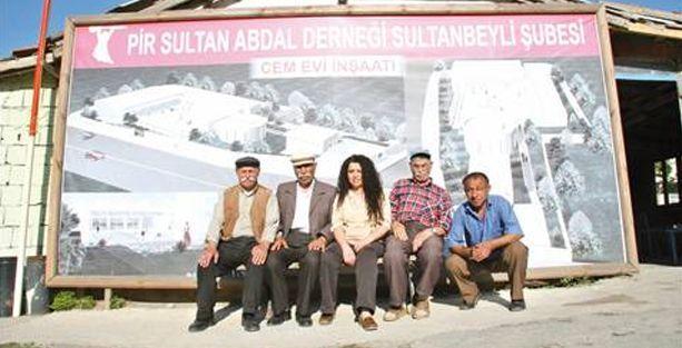 AKP'li belediye yıkımı için uğraştığı cemevini resmen tanıdı