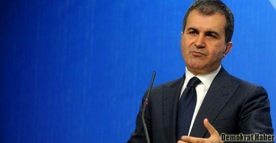 AKP'li Çelik de 'AKP bomba yağdırıyor' lafından rahatsız