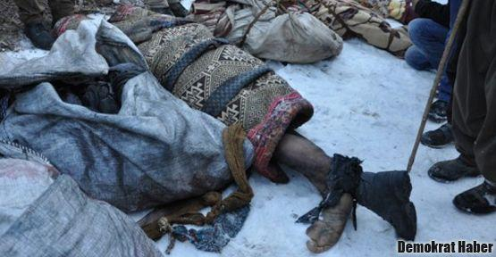 'Uludere'de karadan müdahale hazırlığı yapılırken, havadan bombalamışlar'