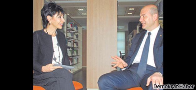AKP'li Soylu: Yüzde 10 barajı düşecek
