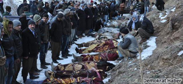 AKP'li vekil Roboskili aileleri makamından kovdu