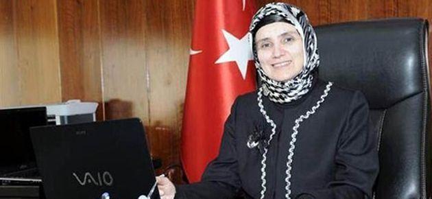 AKP'li vekilden başörtülü rektöre 'yolsuzluk' suç duyurusu