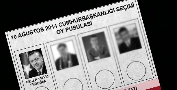 AKP'li vekilden 'Cumhurbaşkanlığı oy pusulası' tweeti