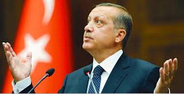 AKP'nin adayı Başbakan Recep Tayyip Erdoğan