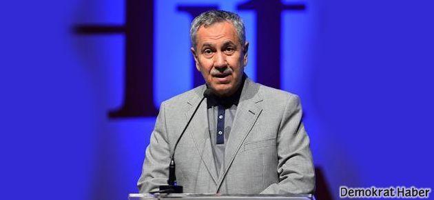 AKP'nin resmi sitesinden Arınç'a sansür