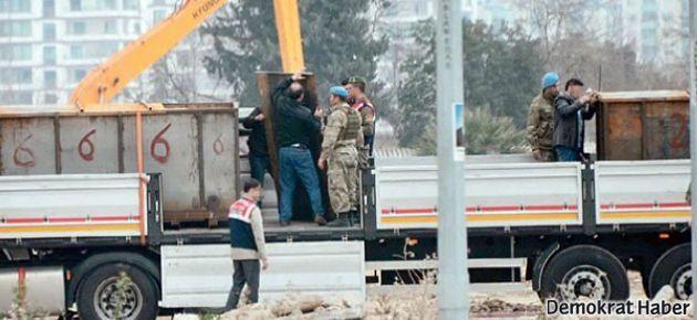 AKP'ye uzanan yolsuzluk rafa sanıklar serbest