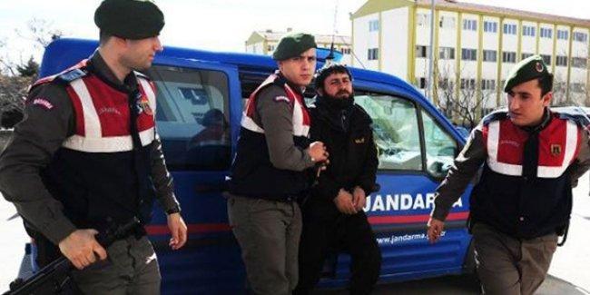 Aksaray'da yakalanan IŞİD'li serbest bırakıldı!