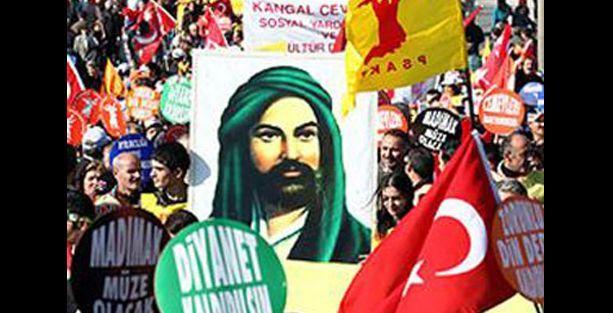 Alevi Kültür Derneği'nden Federasyonun açıklamasına yalanlama