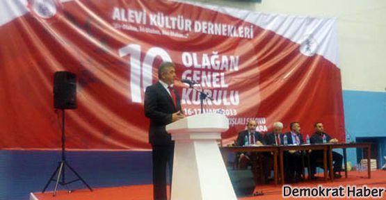 Alevi Kültür Dernekleri'ne yeni başkan