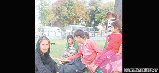 Alevi sığınmacılara barınacak yer yok
