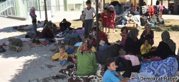 Alevi sığınmacıların kaldığı cemevine silahlı saldırı