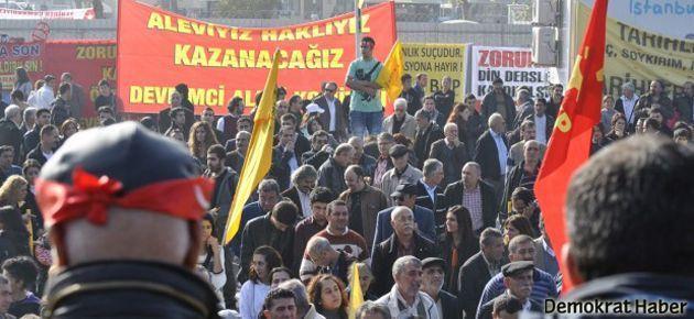 Aleviler Erdoğan'ı protesto etmeye hazırlanıyor