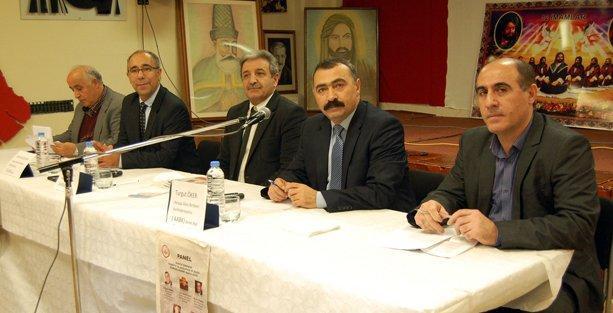 Aleviler Ezidiler'den sonra Kobanililer için de harekete geçiyor