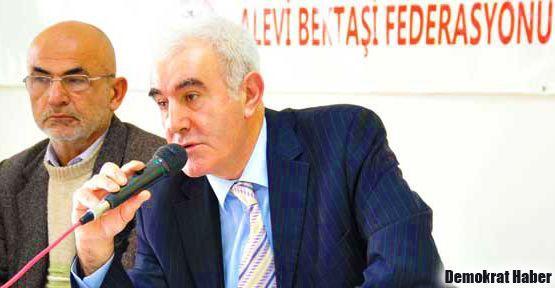 'Erdoğan Alevileri Kürt, Türk ve Arnavut diye tanımlayamaz'