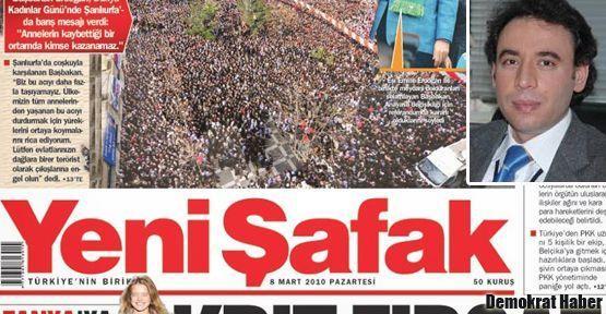 Ali Akel hangi gazetede yazacak?