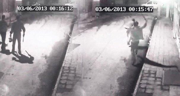 Ali İsmail Korkmaz'ın dövüldüğü sokakta görüntüleri sildiren polise beraat