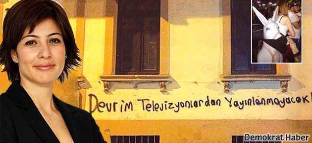 Ali İsmail'i yazan Özlem Çelik'i Akşam işten attı
