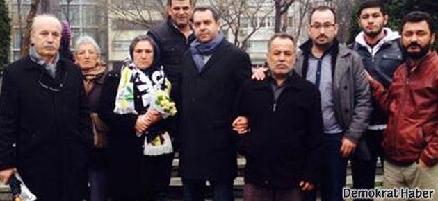 Ali İsmail'in ailesi Gezi Parkı'nı ziyaret etti