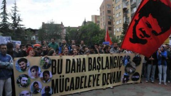 Ali İsmail'in kentinde binler yürüdü