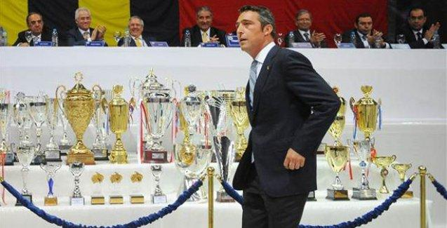 Ali Koç, Fenerbahçe başkanlığına aday olacağını açıkladı
