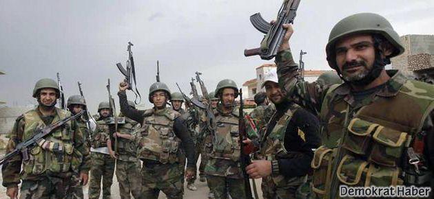Alman İstihbaratı: Esad'ın birlikleri güçlendi!