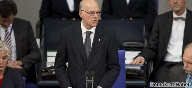 Alman Meclisi'nde NSU özrü