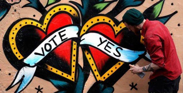 Almanya'da hükümet, eşcinsel evlilik konusunda kararsız