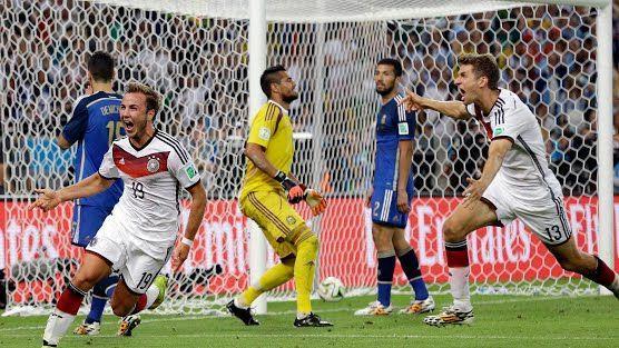 Almanya dünya şampiyonu