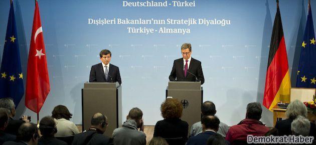 Almanya Türkiye krizi
