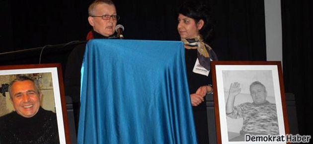 Almanya'da Adnan Keskin için uğurlama