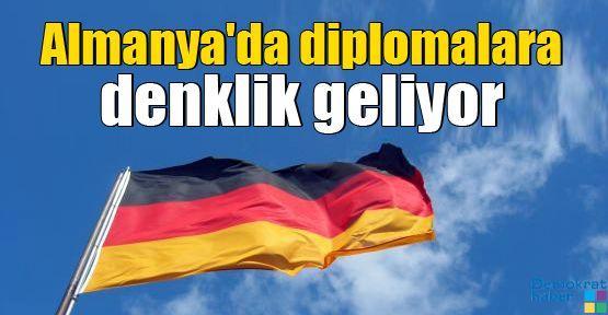 Almanya'da diplomalara denklik geliyor