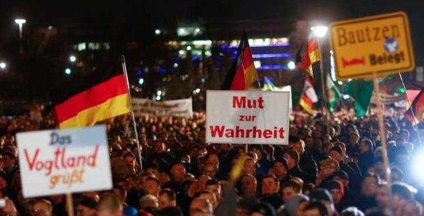 Almanya'da ırkçı demeç veren RTL muhabirine çıkış verildi