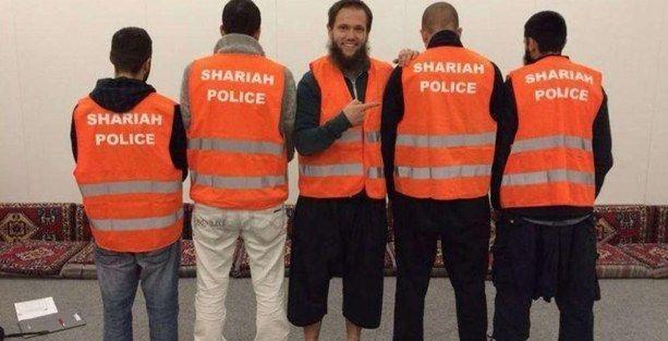 Almanya'da Selefiler 'şeriat polisliği'ne soyundu!
