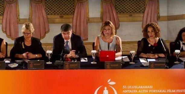 Altın Portakal Komitesi'nden uzlaşı çağrısı