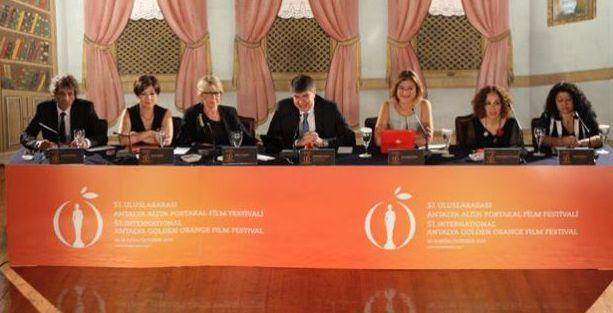 Altın Portakal'da yarışacak uluslararası filmler belli oldu