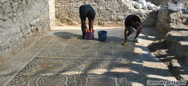 Amasya'da Roma valilik merkezi